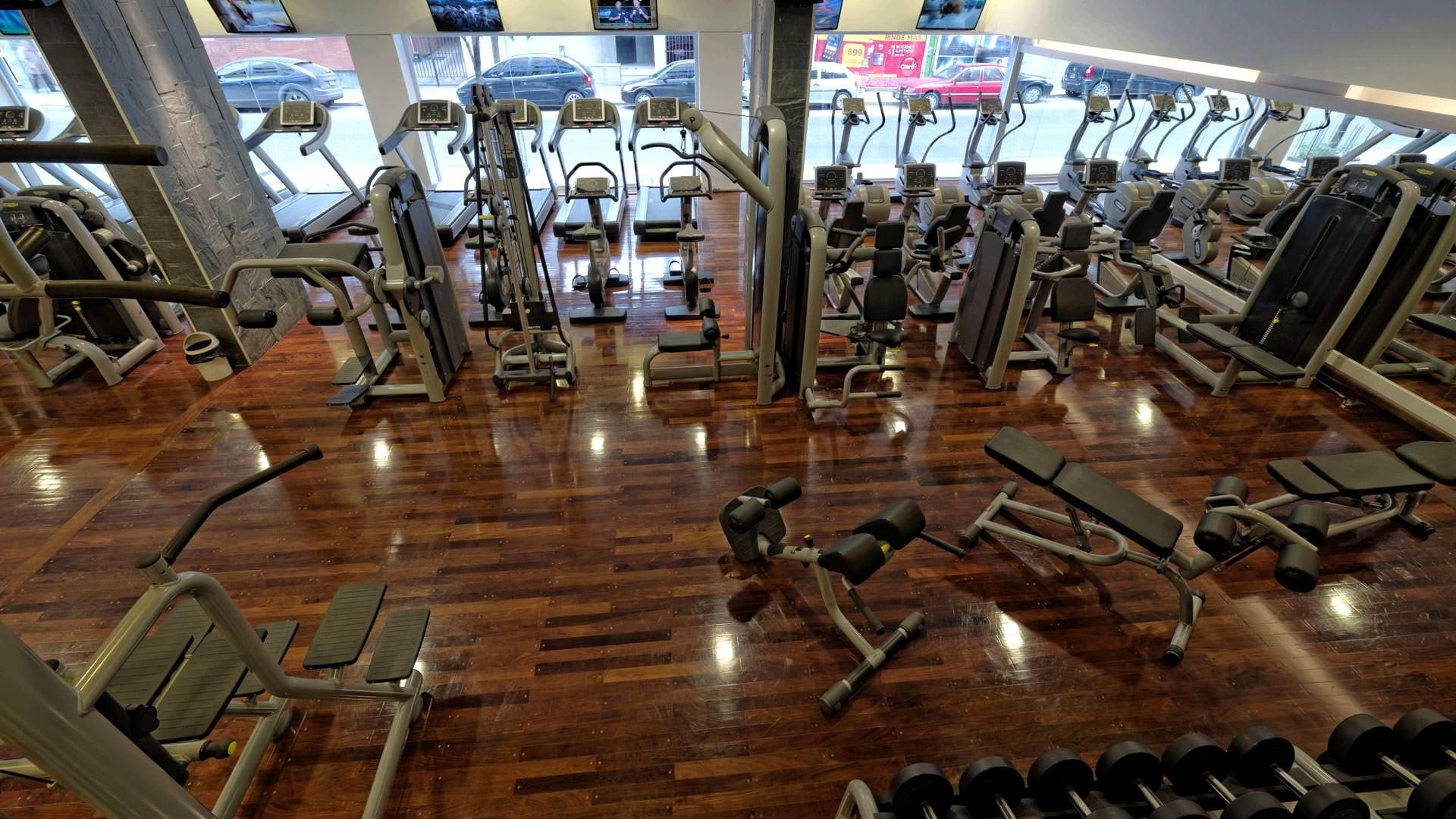 Panoramica Musculación
