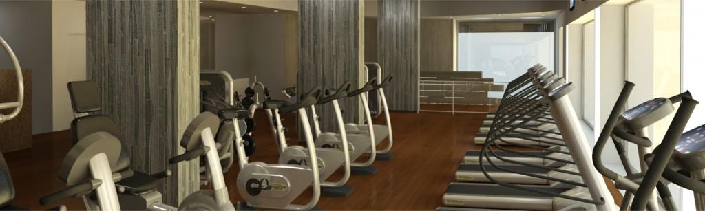 Todo el Confort y el Estilo en Alem Wellness Club